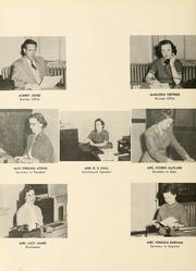 Page 16, 1954 Edition, Union University - Lest We Forget Yearbook (Jackson, TN) online yearbook collection