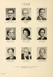 Page 16, 1961 Edition, Union University - Lest We Forget Yearbook (Jackson, TN) online yearbook collection