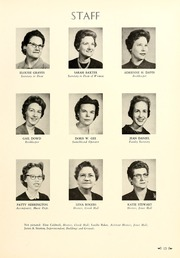Page 17, 1961 Edition, Union University - Lest We Forget Yearbook (Jackson, TN) online yearbook collection