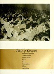 Page 13, 1963 Edition, Union University - Lest We Forget Yearbook (Jackson, TN) online yearbook collection