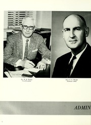 Page 16, 1963 Edition, Union University - Lest We Forget Yearbook (Jackson, TN) online yearbook collection