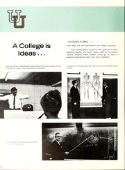 Page 12, 1965 Edition, Union University - Lest We Forget Yearbook (Jackson, TN) online yearbook collection