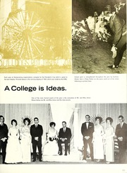 Page 15, 1965 Edition, Union University - Lest We Forget Yearbook (Jackson, TN) online yearbook collection
