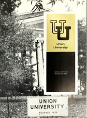 Page 5, 1965 Edition, Union University - Lest We Forget Yearbook (Jackson, TN) online yearbook collection