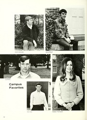 Page 172, 1970 Edition, Union University - Lest We Forget Yearbook (Jackson, TN) online yearbook collection