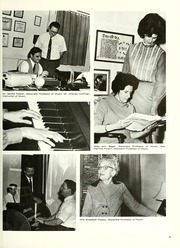 Page 37, 1970 Edition, Union University - Lest We Forget Yearbook (Jackson, TN) online yearbook collection
