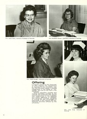 Page 40, 1970 Edition, Union University - Lest We Forget Yearbook (Jackson, TN) online yearbook collection