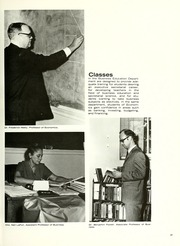 Page 41, 1970 Edition, Union University - Lest We Forget Yearbook (Jackson, TN) online yearbook collection