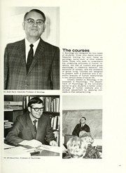 Page 45, 1970 Edition, Union University - Lest We Forget Yearbook (Jackson, TN) online yearbook collection