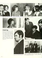 Page 94, 1970 Edition, Union University - Lest We Forget Yearbook (Jackson, TN) online yearbook collection