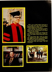 Page 15, 1972 Edition, Union University - Lest We Forget Yearbook (Jackson, TN) online yearbook collection