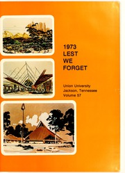 Page 5, 1973 Edition, Union University - Lest We Forget Yearbook (Jackson, TN) online yearbook collection