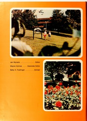 Page 6, 1973 Edition, Union University - Lest We Forget Yearbook (Jackson, TN) online yearbook collection