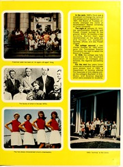Page 11, 1975 Edition, Union University - Lest We Forget Yearbook (Jackson, TN) online yearbook collection