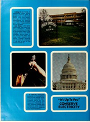 Page 12, 1975 Edition, Union University - Lest We Forget Yearbook (Jackson, TN) online yearbook collection