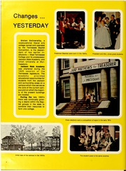 Page 8, 1975 Edition, Union University - Lest We Forget Yearbook (Jackson, TN) online yearbook collection