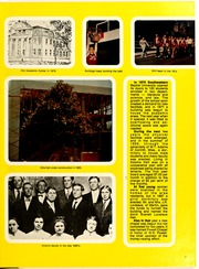 Page 9, 1975 Edition, Union University - Lest We Forget Yearbook (Jackson, TN) online yearbook collection