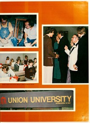 Page 17, 1976 Edition, Union University - Lest We Forget Yearbook (Jackson, TN) online yearbook collection