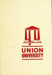 1978 Edition, Union University - Lest We Forget Yearbook (Jackson, TN)