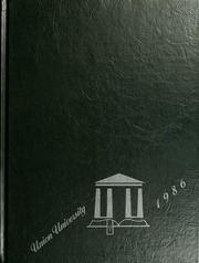 1986 Edition, Union University - Lest We Forget Yearbook (Jackson, TN)