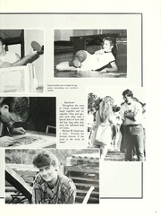 Page 15, 1987 Edition, Union University - Lest We Forget Yearbook (Jackson, TN) online yearbook collection