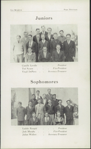 Page 17, 1937 Edition, St Marys High School - La Maria Yearbook (Huber, OR) online yearbook collection