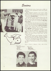Page 16, 1956 Edition, Newport High School - Anchor Yearbook (Newport, OR) online yearbook collection