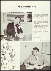 Page 8, 1956 Edition, Newport High School - Anchor Yearbook (Newport, OR) online yearbook collection