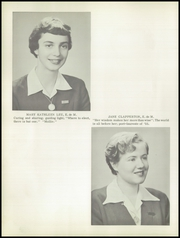 Page 12, 1955 Edition, Academy of the Holy Child - Res Anni Yearbook (Portland, OR) online yearbook collection