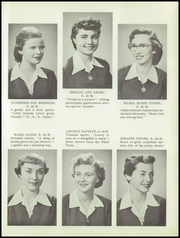 Page 15, 1955 Edition, Academy of the Holy Child - Res Anni Yearbook (Portland, OR) online yearbook collection