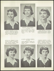 Page 16, 1955 Edition, Academy of the Holy Child - Res Anni Yearbook (Portland, OR) online yearbook collection