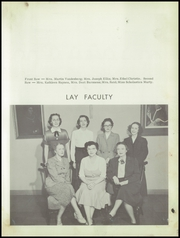 Page 9, 1955 Edition, Academy of the Holy Child - Res Anni Yearbook (Portland, OR) online yearbook collection