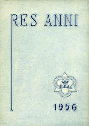 Academy of the Holy Child - Res Anni Yearbook (Portland, OR) online yearbook collection, 1956 Edition, Page 1