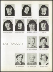 Page 11, 1958 Edition, Academy of the Holy Child - Res Anni Yearbook (Portland, OR) online yearbook collection