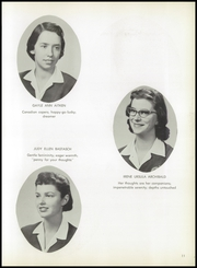 Page 15, 1958 Edition, Academy of the Holy Child - Res Anni Yearbook (Portland, OR) online yearbook collection