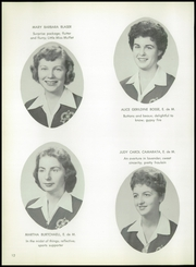 Page 16, 1958 Edition, Academy of the Holy Child - Res Anni Yearbook (Portland, OR) online yearbook collection