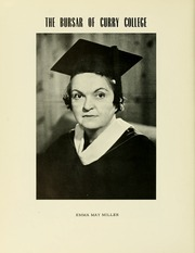Page 10, 1963 Edition, Curry College - Curryer Yearbook (Milton, MA) online yearbook collection