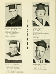 Page 14, 1963 Edition, Curry College - Curryer Yearbook (Milton, MA) online yearbook collection