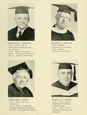 Page 15, 1963 Edition, Curry College - Curryer Yearbook (Milton, MA) online yearbook collection