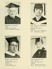 Page 17, 1963 Edition, Curry College - Curryer Yearbook (Milton, MA) online yearbook collection