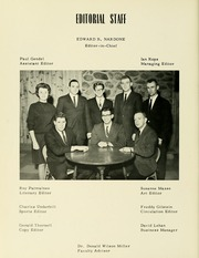 Page 8, 1963 Edition, Curry College - Curryer Yearbook (Milton, MA) online yearbook collection