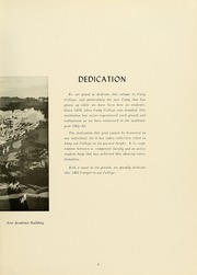 Page 9, 1965 Edition, Curry College - Curryer Yearbook (Milton, MA) online yearbook collection