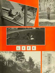 Page 17, 1972 Edition, Curry College - Curryer Yearbook (Milton, MA) online yearbook collection