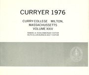 Page 5, 1976 Edition, Curry College - Curryer Yearbook (Milton, MA) online yearbook collection
