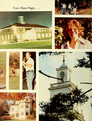 Page 16, 1978 Edition, Curry College - Curryer Yearbook (Milton, MA) online yearbook collection
