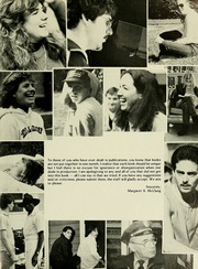 Page 11, 1983 Edition, Curry College - Curryer Yearbook (Milton, MA) online yearbook collection