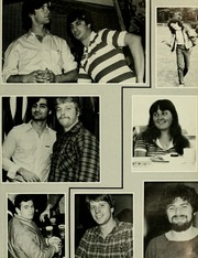Page 17, 1983 Edition, Curry College - Curryer Yearbook (Milton, MA) online yearbook collection