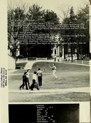 Page 5, 1983 Edition, Curry College - Curryer Yearbook (Milton, MA) online yearbook collection