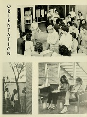 Page 9, 1983 Edition, Curry College - Curryer Yearbook (Milton, MA) online yearbook collection