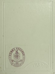 1987 Edition, Curry College - Curryer Yearbook (Milton, MA)